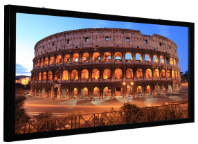 High Gain projection screen