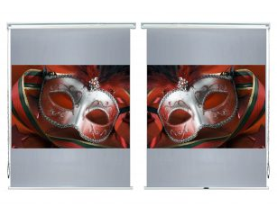 DUPIC : DOUBLE-SIDED PROJECTION SCREEN