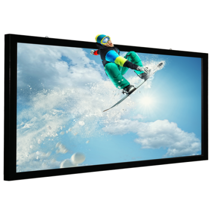 3D Silver Screen, 3D projection Screen, 3D silver Projection Screen by Mocom